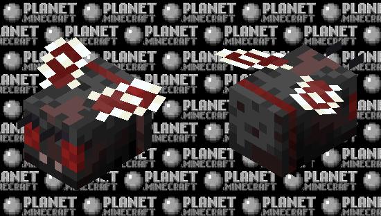 Crimson Mosquito (Alex's Mobs) Minecraft Skin