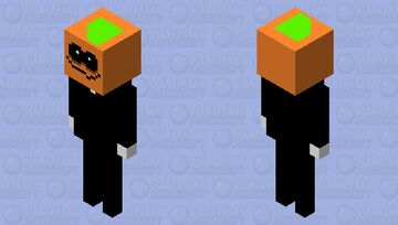 Pump (Friday night funkin) Minecraft Mob Skin