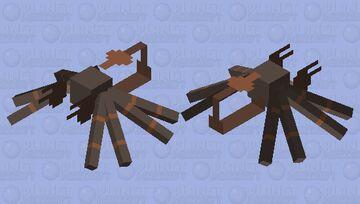 animal crossing:  scorpion Minecraft Mob Skin