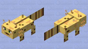Ocelotl Minecraft Mob Skin