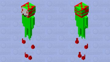 Dream - phase 7 Minecraft Mob Skin