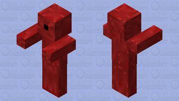 Cry Baby Minecraft Mob Skin