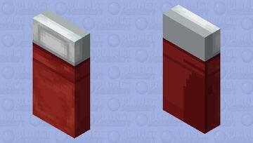Saco para dormir Minecraft Mob Skin