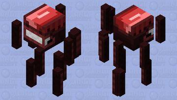 Blaze (Xenomorph) Minecraft Mob Skin