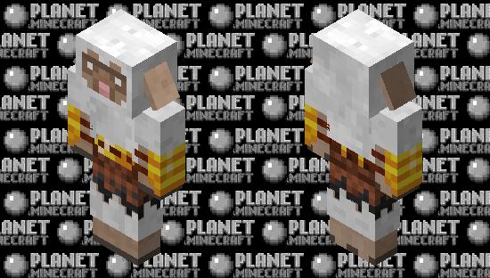 Sheeplin Brute / Remade / java Minecraft Skin