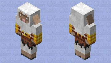 Sheeplin Brute / Remade / java Minecraft Mob Skin