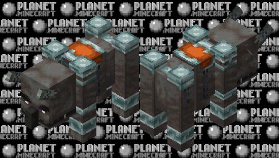 The Ravager (ver.2) (Retexture) Minecraft Skin