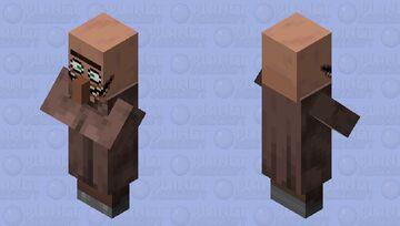 Villager poison / updated skin Minecraft Mob Skin