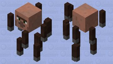 Vlaze Minecraft Mob Skin