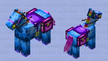 EPIC HORSE Minecraft Mob Skin