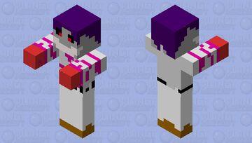 Kuasar Sama Minecraft Mob Skin