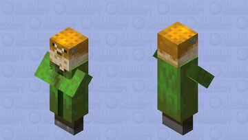 Pufferwitch Minecraft Mob Skin
