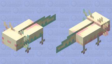 『𝓪𝔁𝓸𝓵𝓸𝓽𝓵』 Minecraft Mob Skin