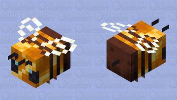 Honeybee Minecraft Mob Skin
