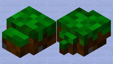 overworldmite Minecraft Mob Skin