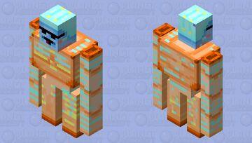 big man Minecraft Mob Skin