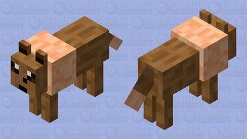 Eevee Minecraft Mob Skin