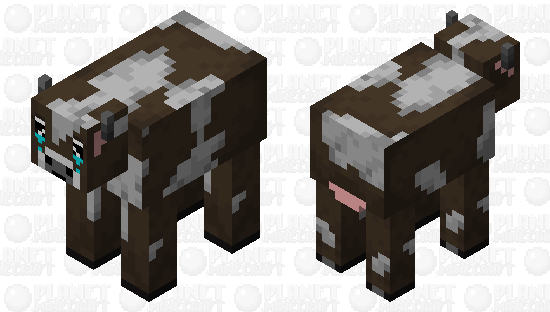 What did you do to my friends? Minecraft Skin