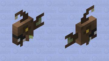 Anglerfish Minecraft Mob Skin