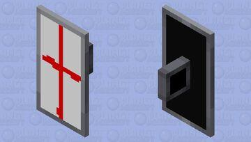 Derpy Crusader Shield Minecraft Mob Skin