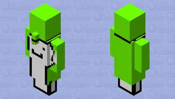 Drindicater Minecraft Mob Skin