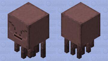 Shamed Ghast (𝕱𝖔𝖗𝖇𝖎𝖉𝖉𝖊𝖓 𝕾𝖔𝖚𝖑𝖘) Minecraft Mob Skin
