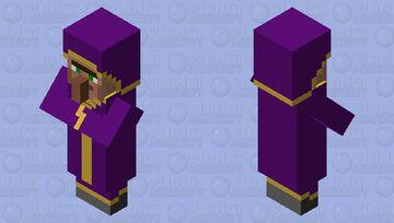 king villager Minecraft Mob Skin