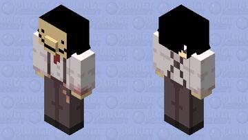 quack want money Minecraft Mob Skin