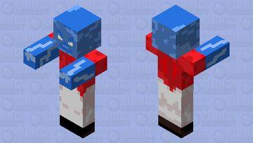 bc zombie Minecraft Mob Skin