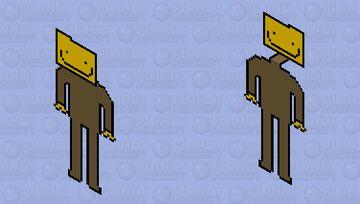Ron Minecraft Mob Skin