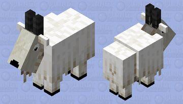 Skull goat Minecraft Mob Skin