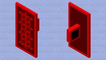 Nether Warrior's Shield Minecraft Mob Skin