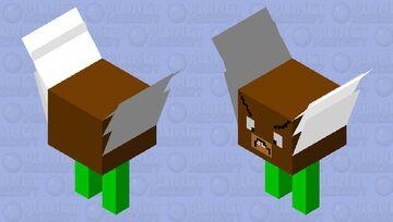 Galoomba Minecraft Mob Skin