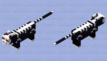 BackBone (Skull Stripes' Brother) Minecraft Mob Skin