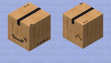 Amazon Delivery Minecraft Mob Skin