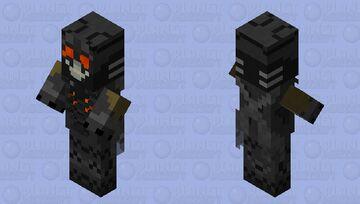 Parademon - Zack Snyder's Justice League Minecraft Mob Skin