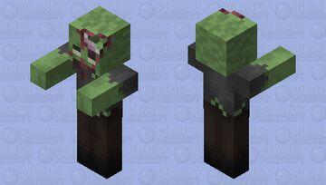 Jellatin - Zombie Minecraft Mob Skin