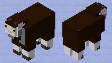 Shiny Wooloo Minecraft Mob Skin