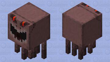 Sadly Ghast Shooting (𝕱𝖔𝖗𝖇𝖎𝖉𝖉𝖊𝖓 𝕾𝖔𝖚𝖑𝖘) Minecraft Mob Skin