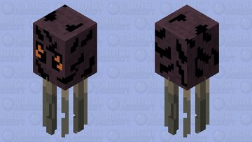 Hollow Knight death loodle Minecraft Mob Skin