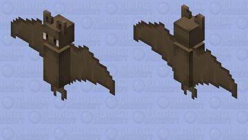 Jellatin - Bat Minecraft Mob Skin