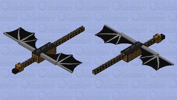 Super Shenron (not complete) Minecraft Mob Skin