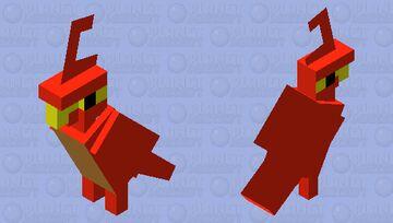 ptrenadon Minecraft Mob Skin