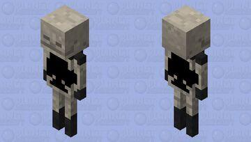 Card Guard (Clubs) Minecraft Mob Skin