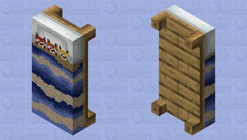 Tiny companion(s) #4-- pride submission Minecraft Mob Skin