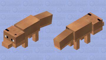 Sunda Pangolin Minecraft Mob Skin
