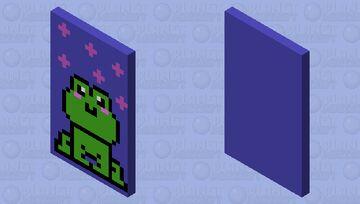 frog cape Minecraft Mob Skin