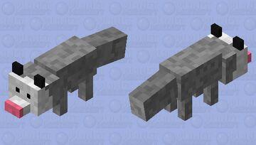 Opposum Minecraft Mob Skin