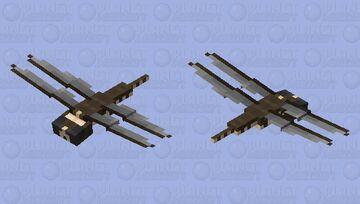 M. Permiana | Prehistoric Dragonfly Minecraft Mob Skin