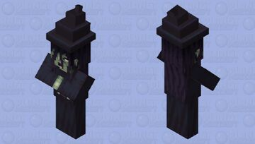Bewitchedx32 - Witch Minecraft Mob Skin